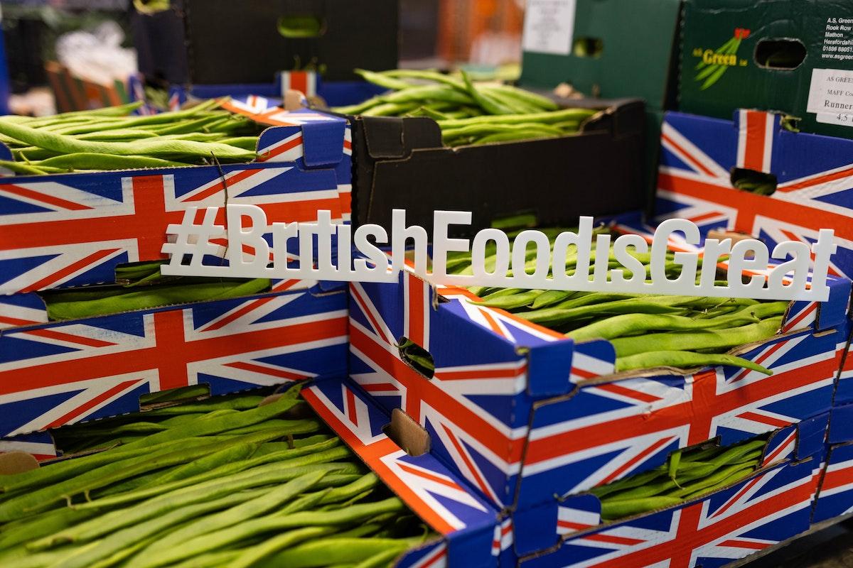 Bff British Runner Beans