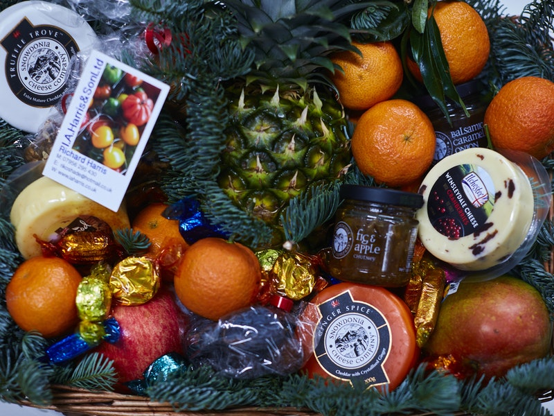 12 Days of New Covent Garden Market - Day 4, I.A. Harris & Sons