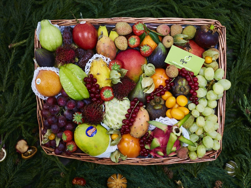 12 Days of New Covent Garden Market - Day 10, Ripe