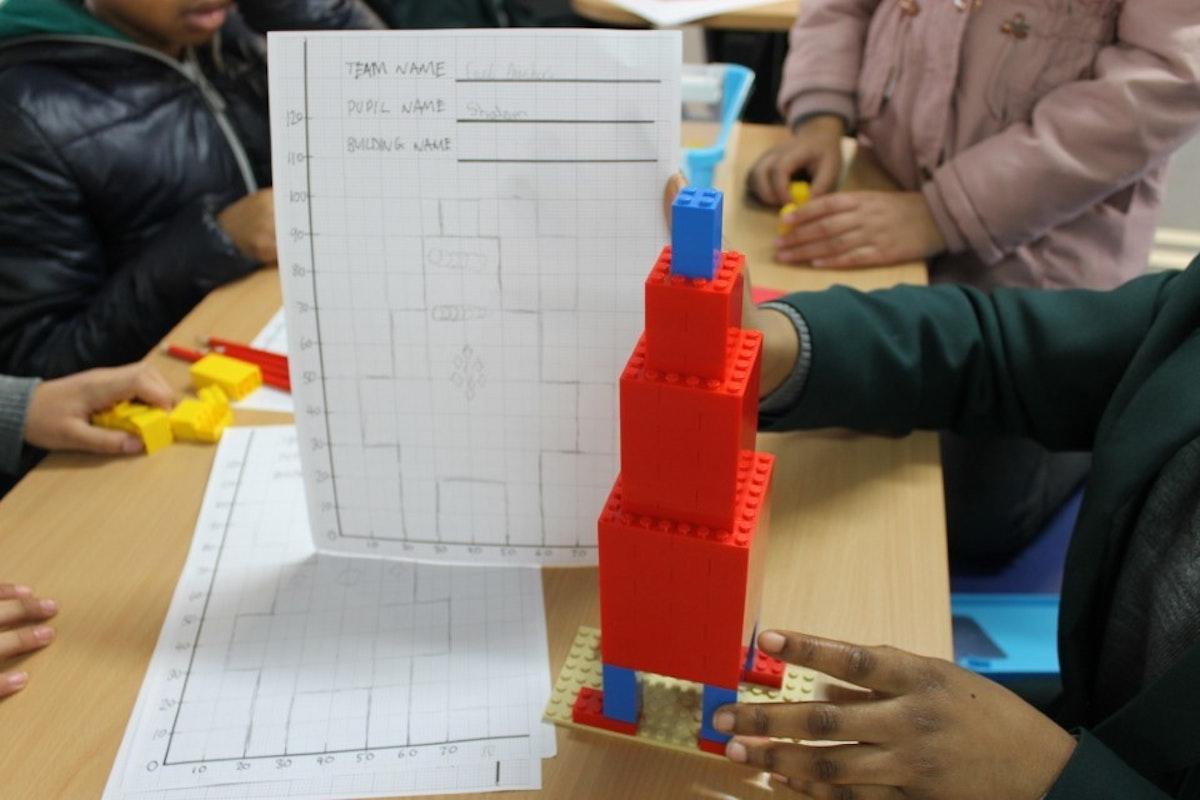 Lego Challenge Griffin School 3