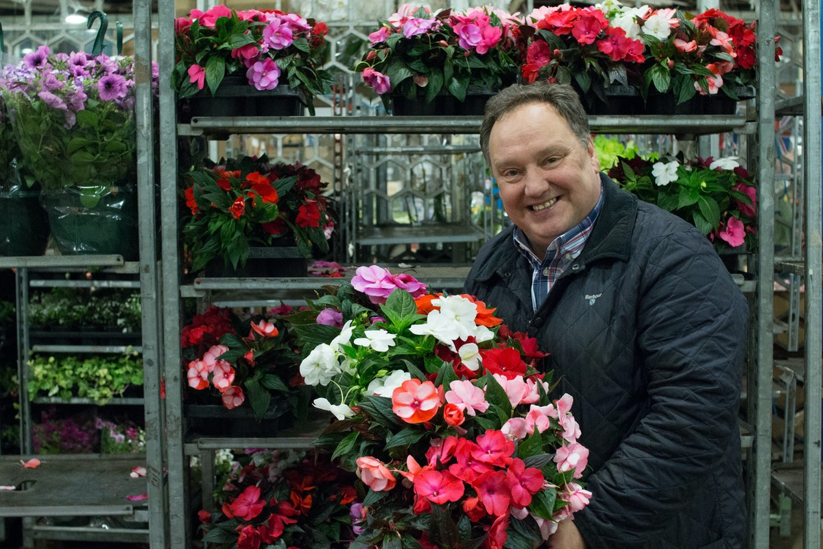 New Covent Garden Flower Market June 2016 Market Report Flowerona Hr 19A