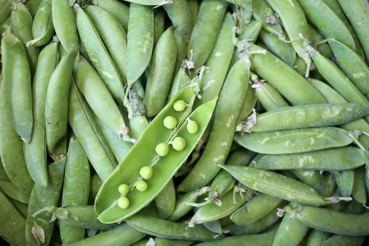 Fruit And Veg Market Report April 2017 Peas
