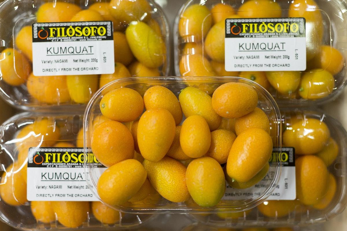Fruit And Veg Market Report February 2017 Kumquats