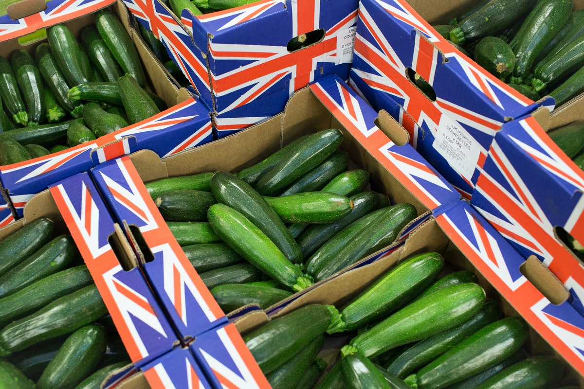 Fruit And Veg Market Report July 2017 Courgettes
