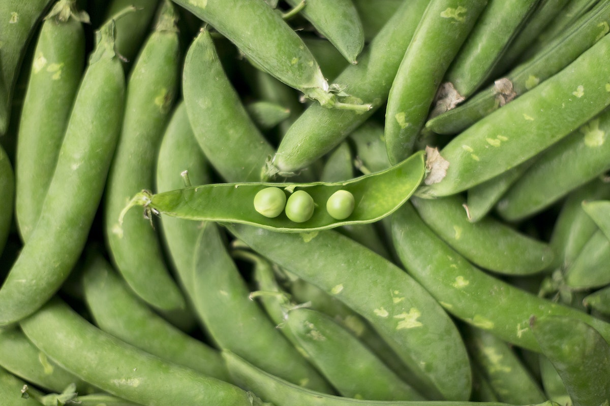 Fruit And Veg Market Report March 2017 Peas