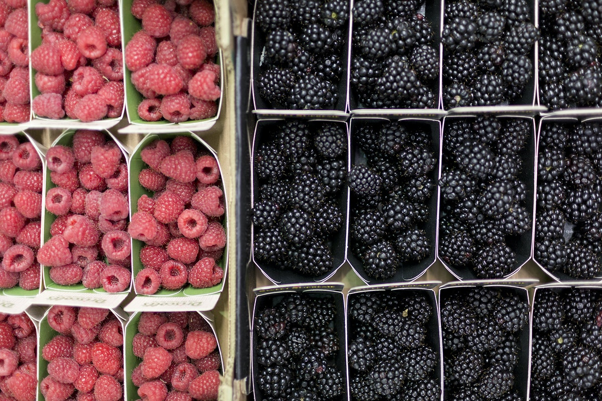 Fruit And Veg Market Report May 2017 Berries