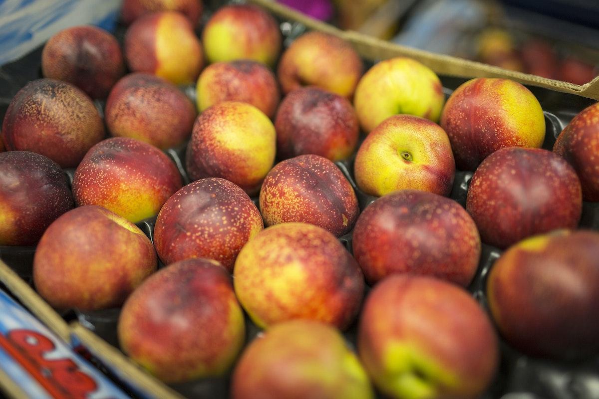 Fruit And Veg Market Report May 2017 Nectarines