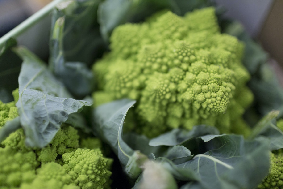 Fruit And Veg Market Report October 2016 Romanesco