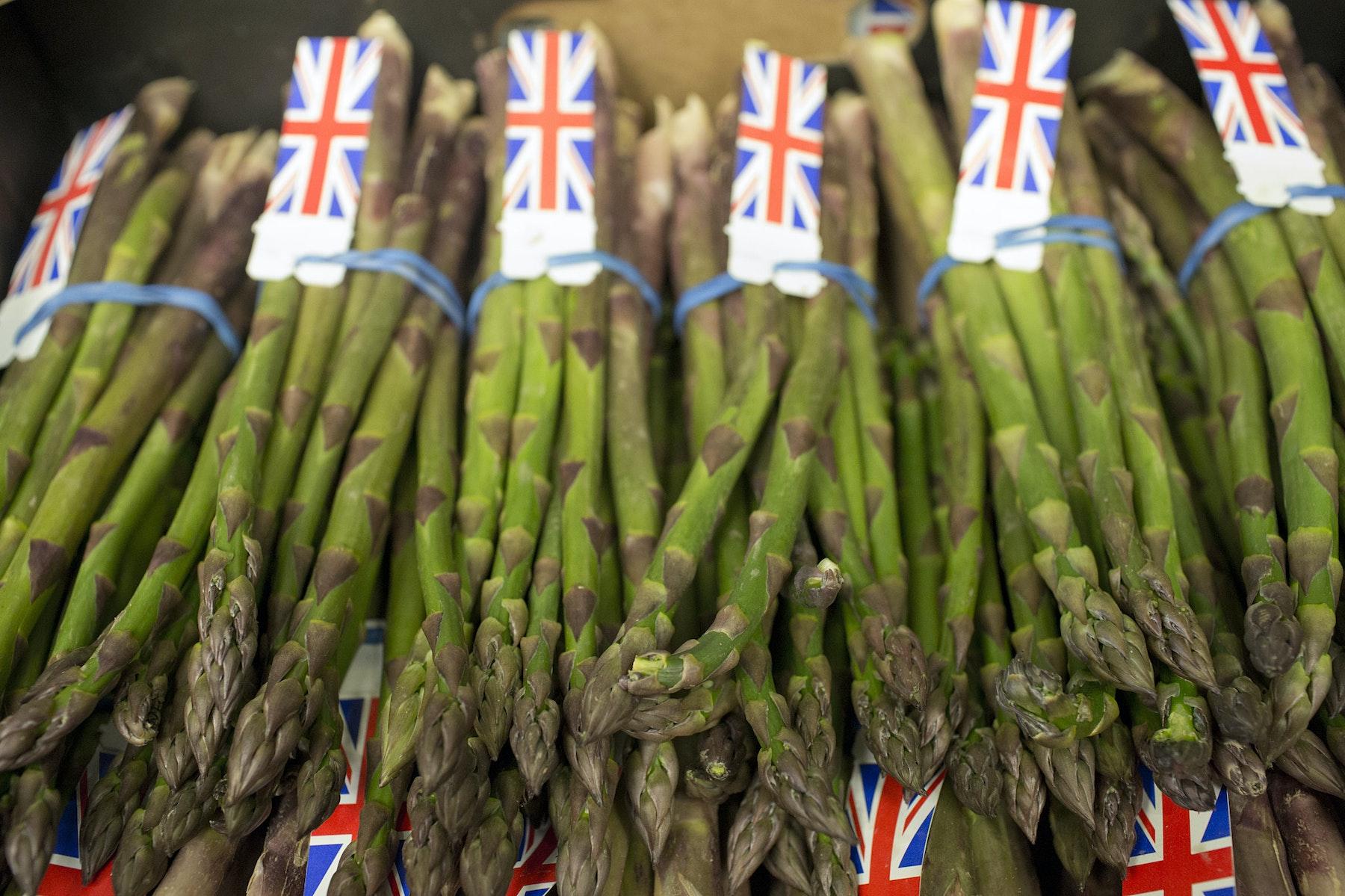 Fruit And Vegetable Market Report April 2014 Asparagus