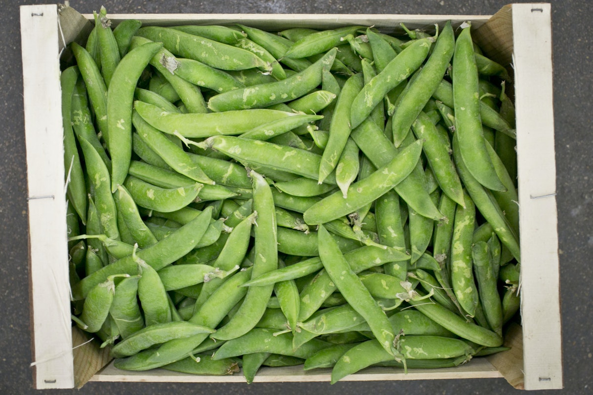 Fruit And Vegetable Market Report April 2015 Peas