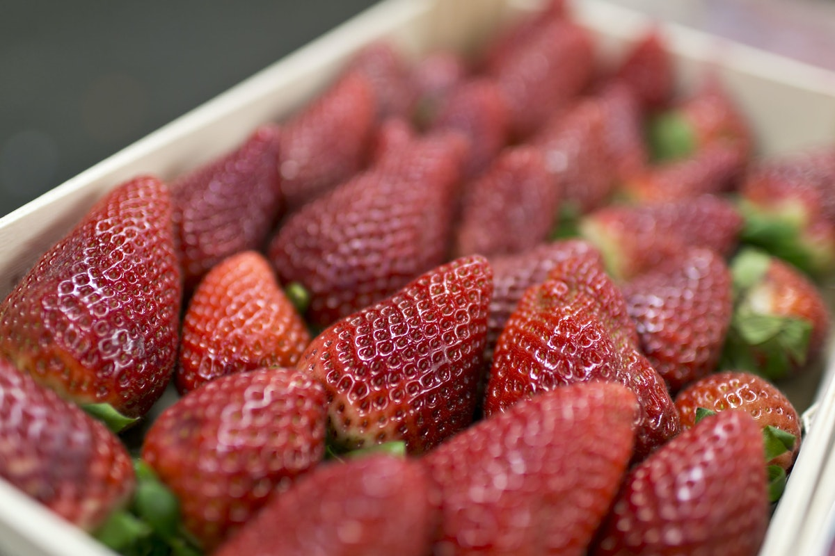 Fruit And Vegetable Market Report April 2015 Strawberries