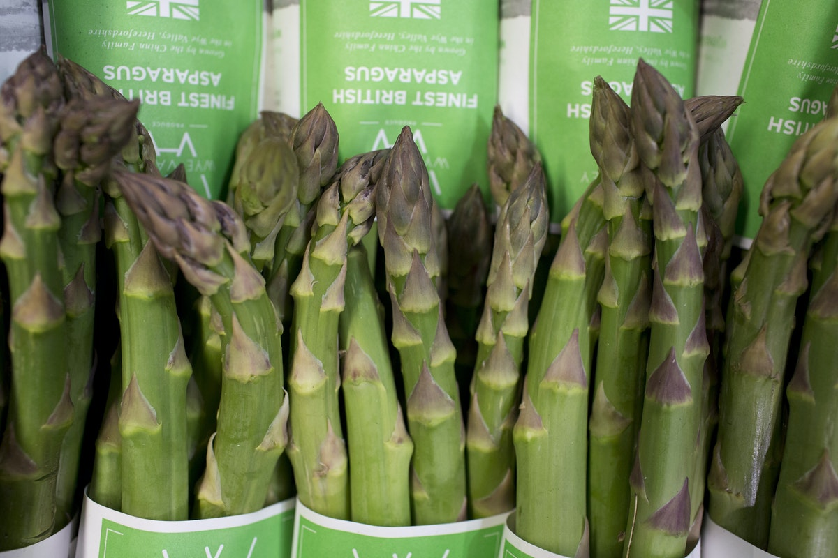 Fruit And Vegetable Market Report April 2016 Asparagus