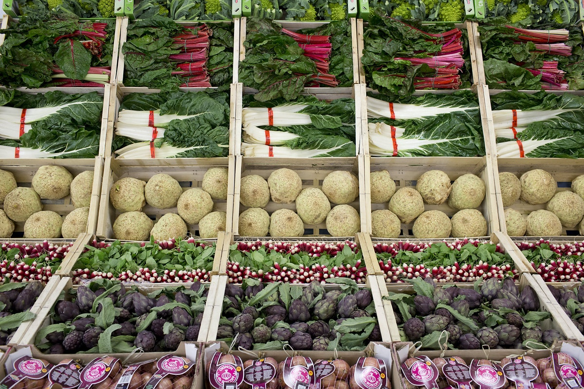 Fruit And Vegetable Market Report April 2016 Flash