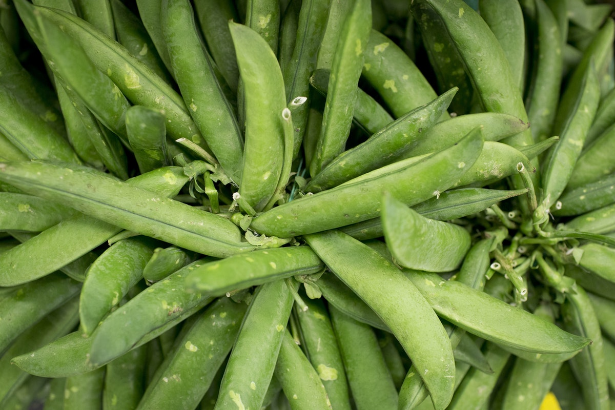 Fruit And Vegetable Market Report April 2016 Peas