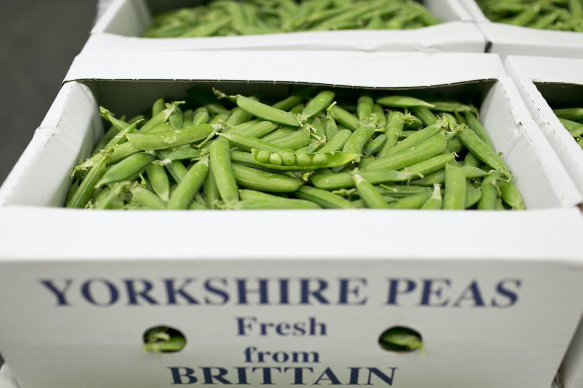 Fruit And Vegetable Market Report August 2015 Peas