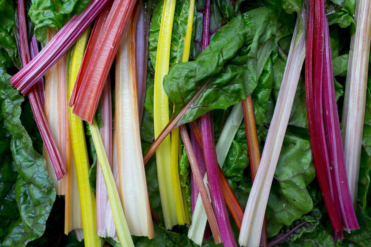 Fruit And Vegetable Market Report August 2015 Rainbow Chard