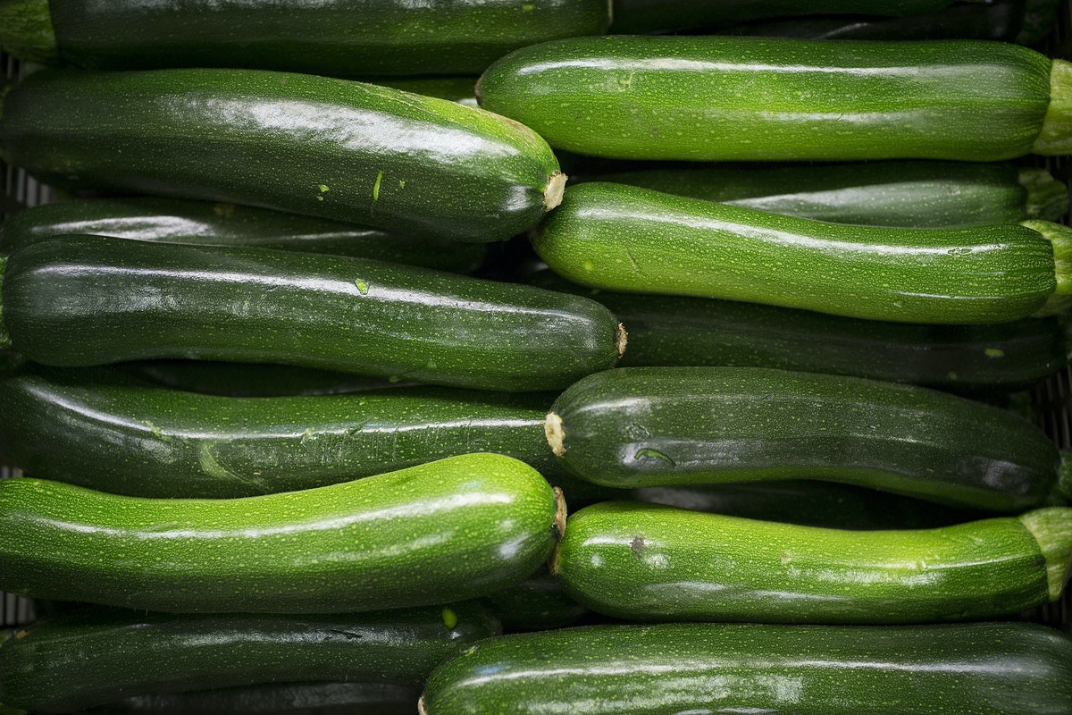 Fruit And Vegetable Market Report August 2016 Courgettes