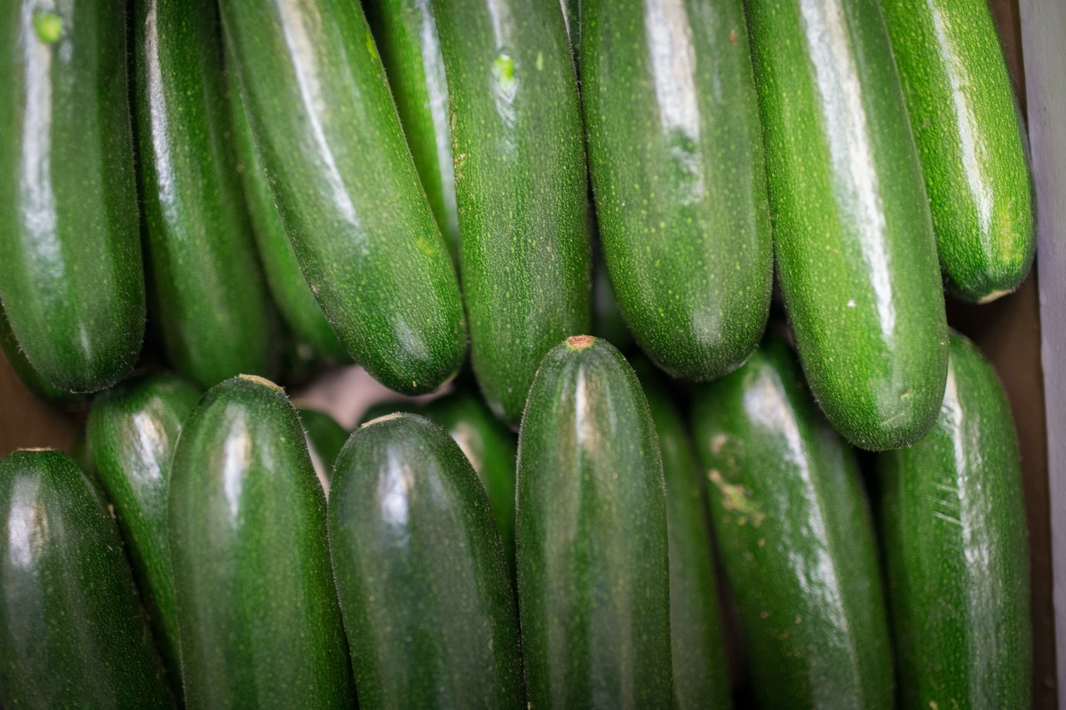 Fruit And Vegetable Market Report August 2017 Courgettes