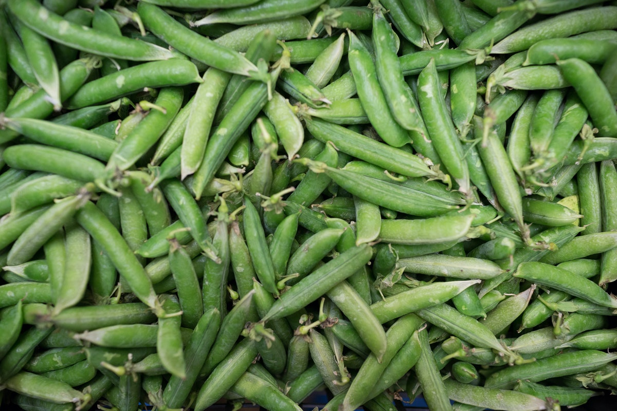 Fruit And Vegetable Market Report August 2017 Peas