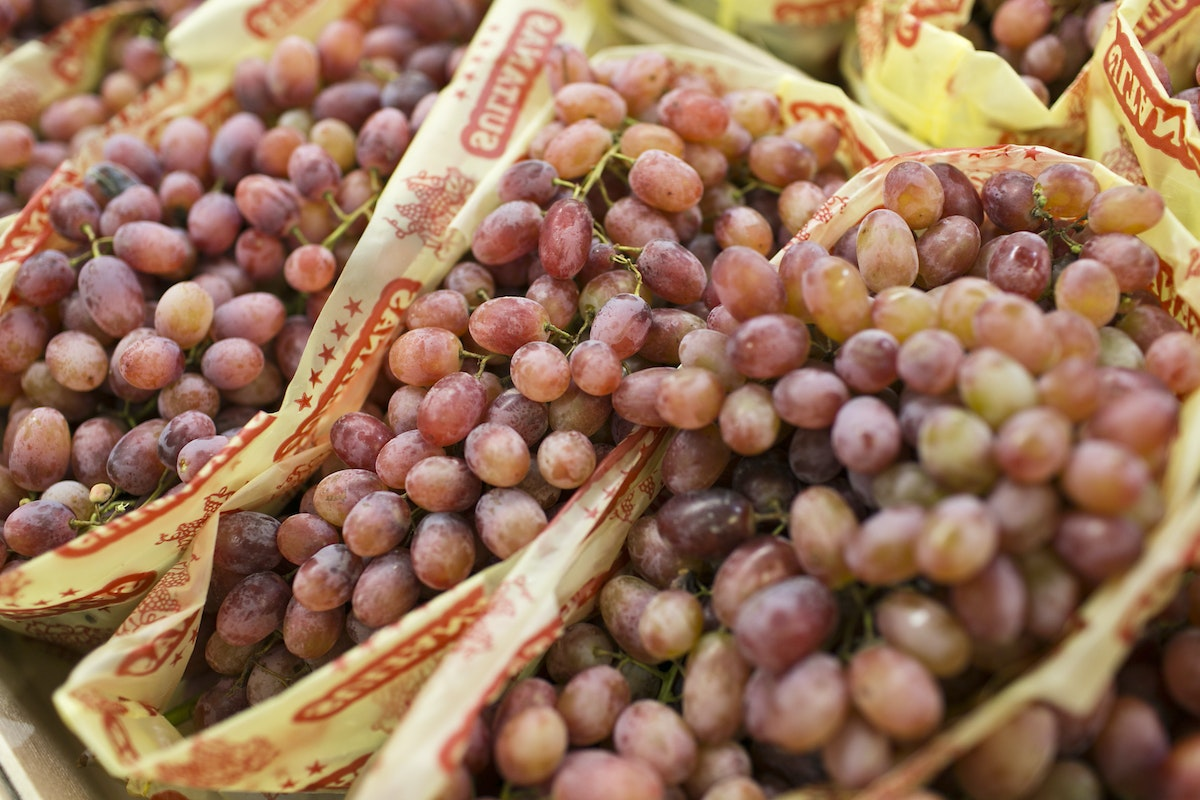 Fruit And Vegetable Market Report December 2014 Grapes