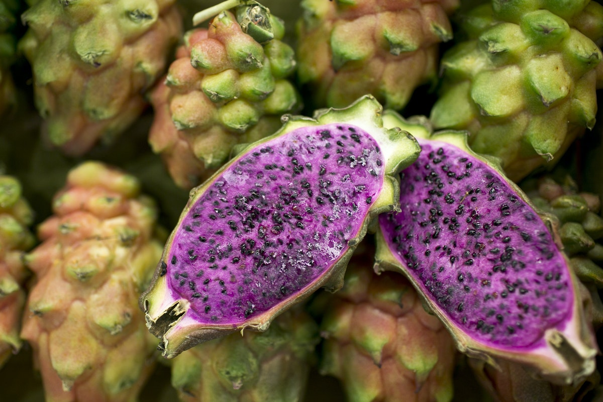 Fruit And Vegetable Market Report February 2015 Desert King Pitaya