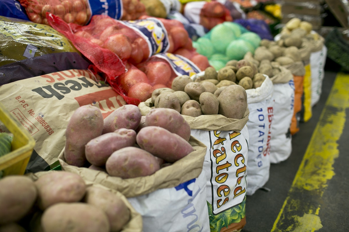 Fruit And Vegetable Market Report February 2015 Potatoes