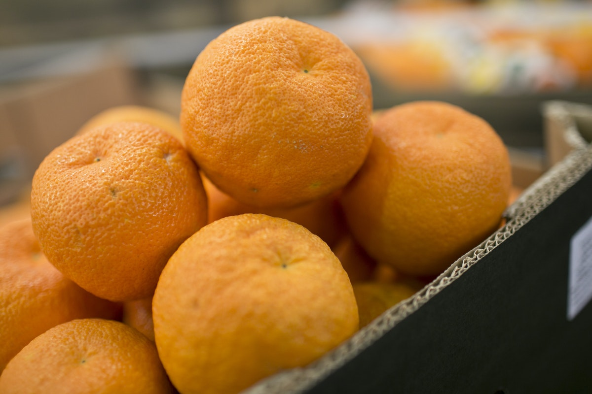 Fruit And Vegetable Market Report February 2015 Seville Oranges