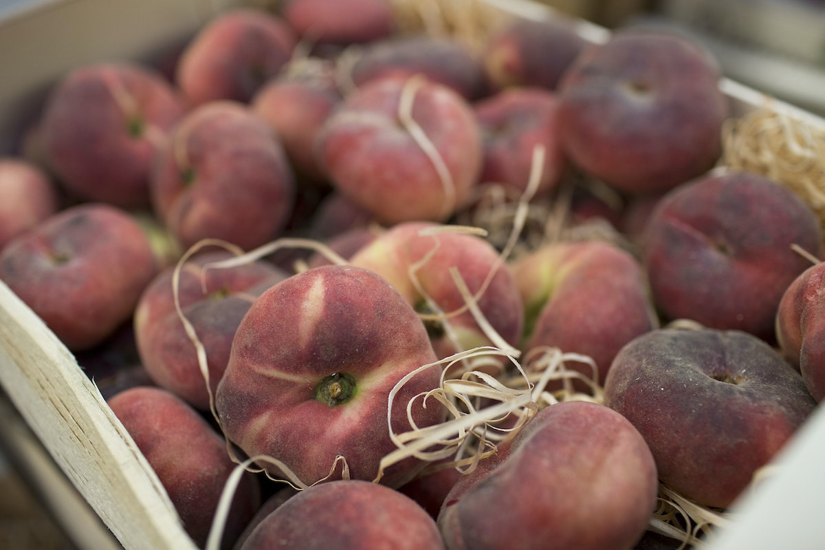 Fruit And Vegetable Market Report July 2014 Flat Peaches