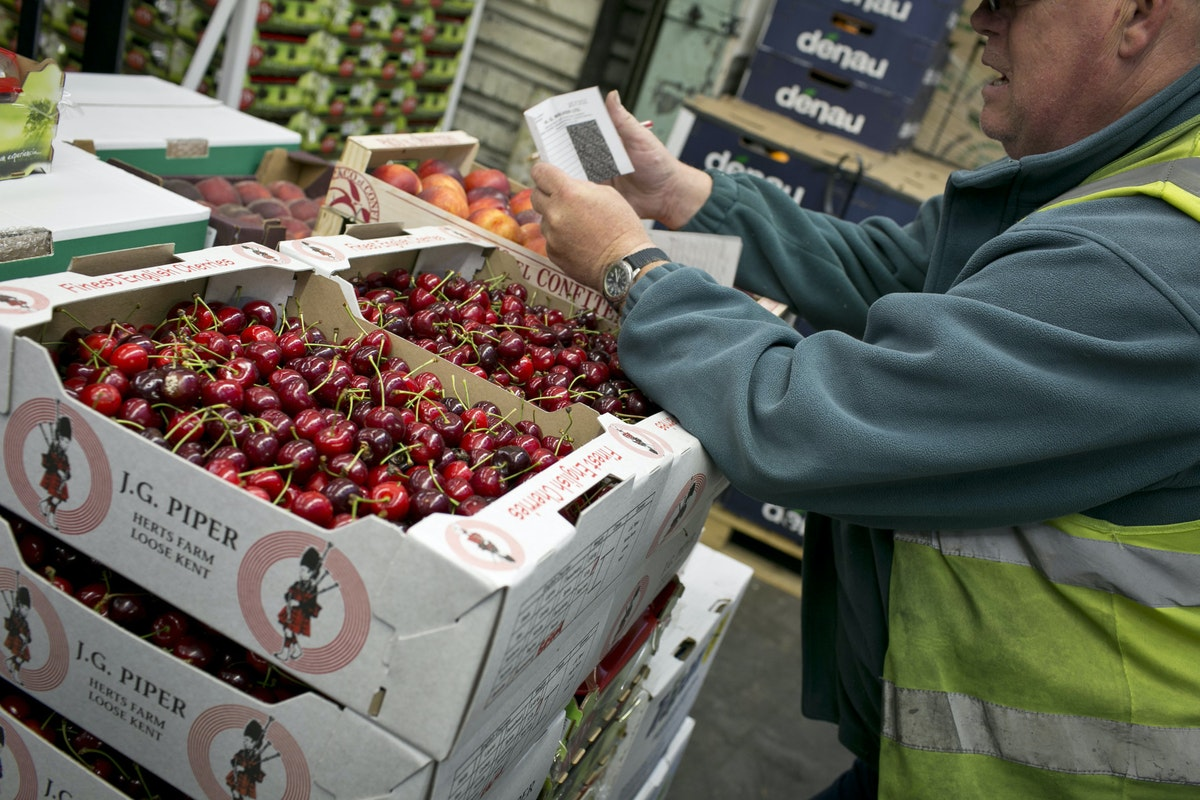 Fruit And Vegetable Market Report July 2015 Cherries
