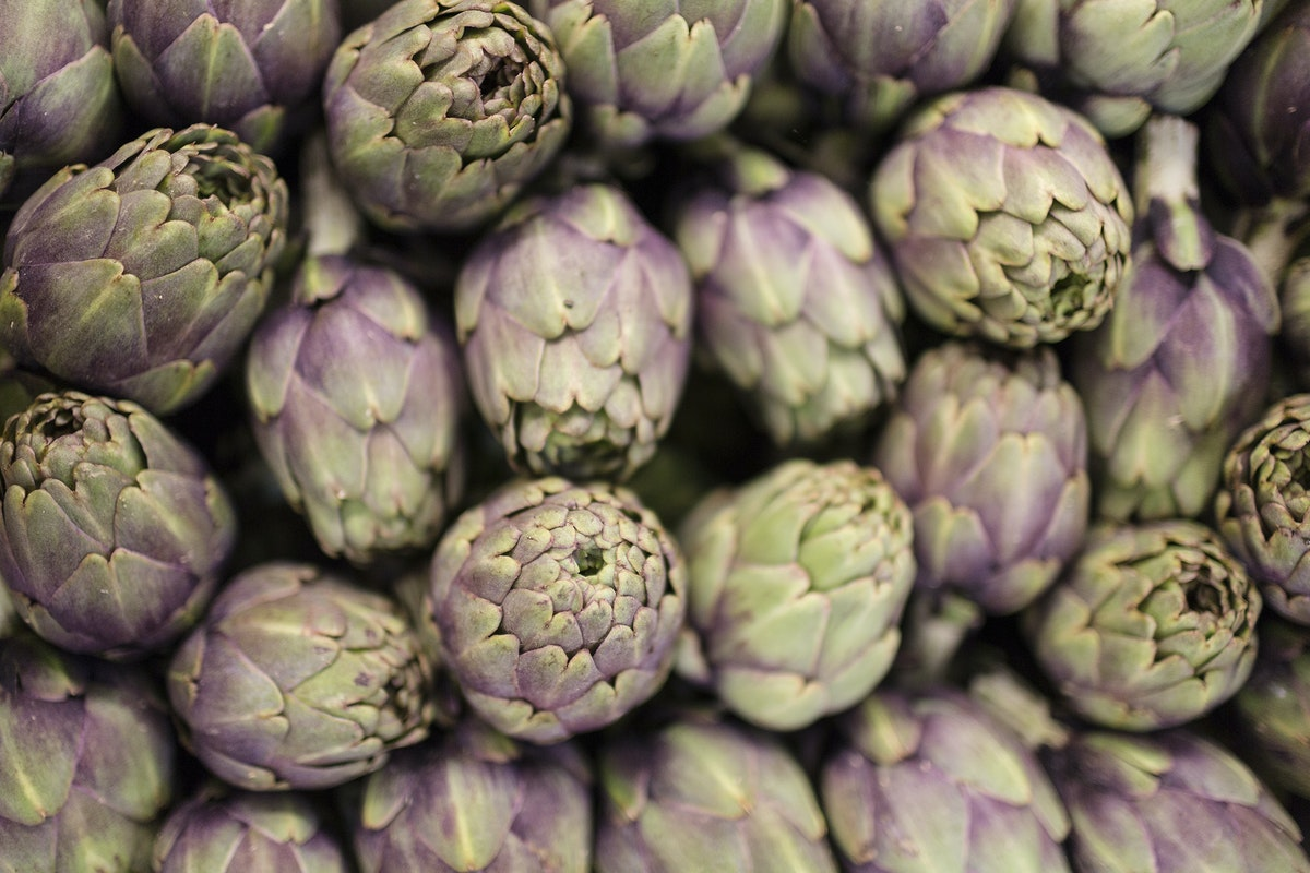 Fruit And Vegetable Market Report July 2016 Artichokes