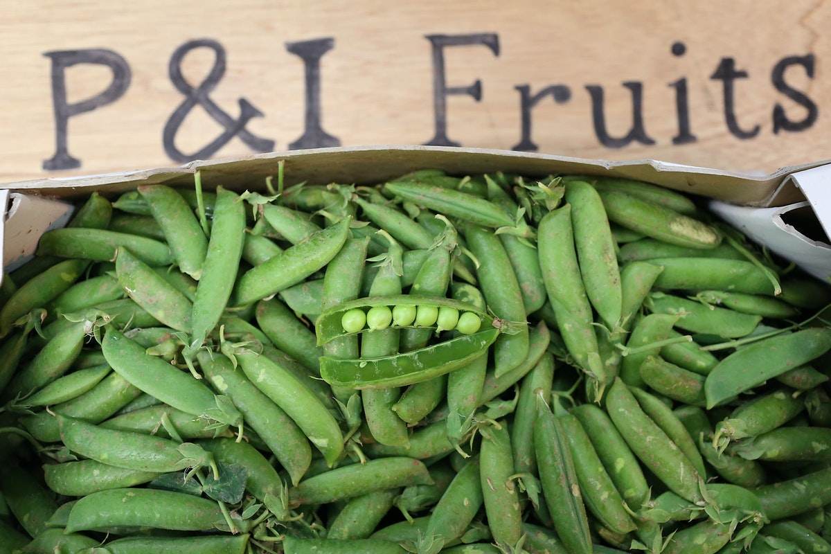 Fruit And Vegetable Market Report June 2014 Peas
