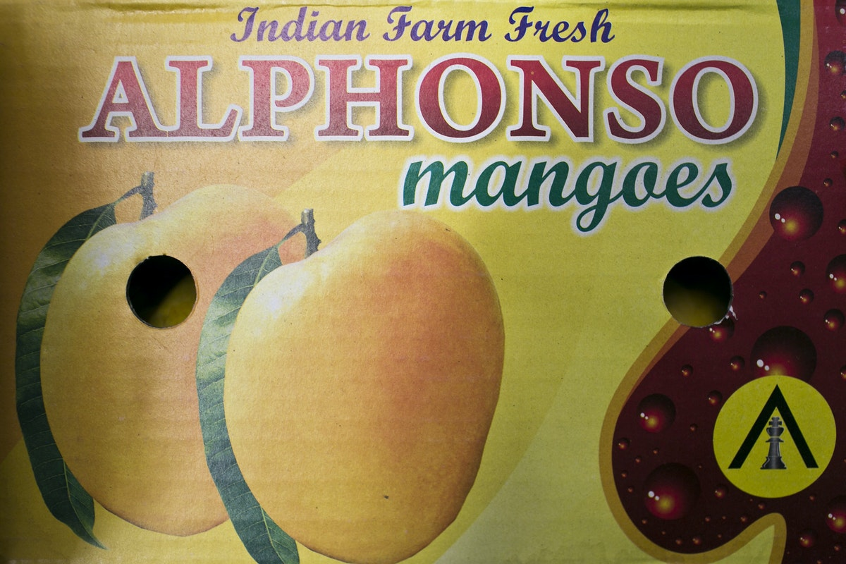 Fruit And Vegetable Market Report June 2015 Alphonso Mangoes