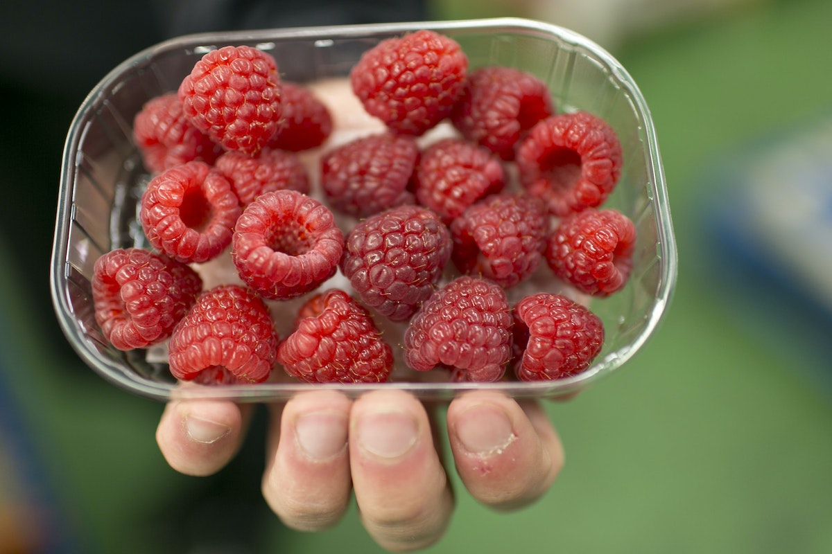 Fruit And Vegetable Market Report June 2015 Raspberries