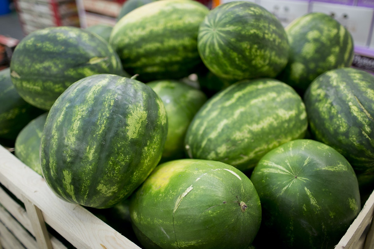 Fruit And Vegetable Market Report June 2016 Watermelons
