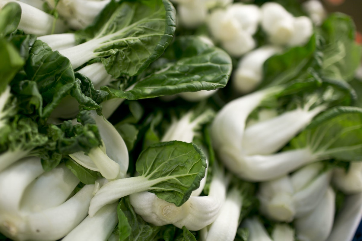 Fruit And Vegetable Market Report March 2015 Pak Choi