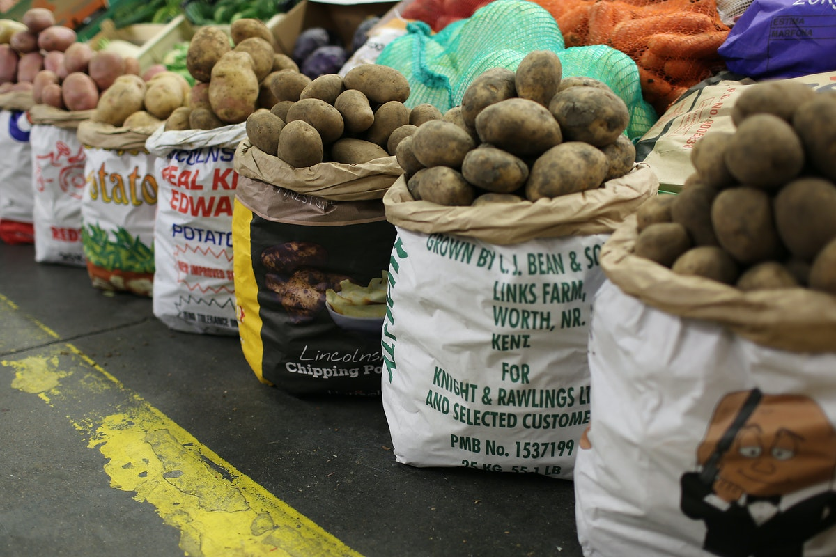 Fruit And Vegetable Market Report March 2015 Potatoes