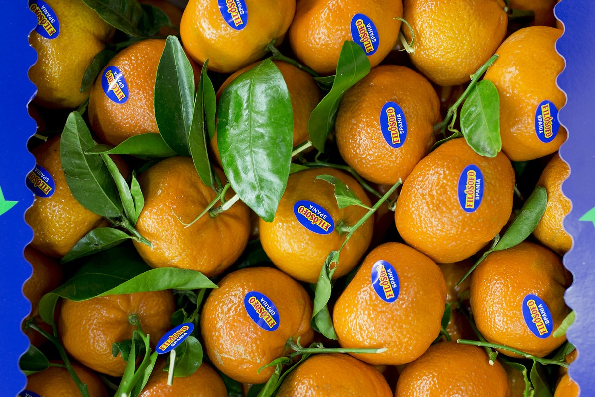 Fruit And Vegetable Market Report March 2016 Clementines