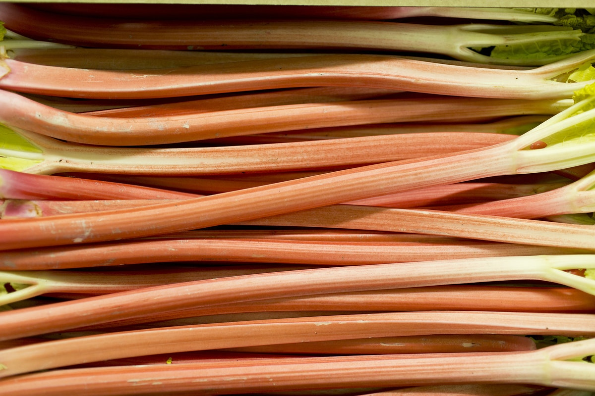 Fruit And Vegetable Market Report March 2016 Forced Rhubarb