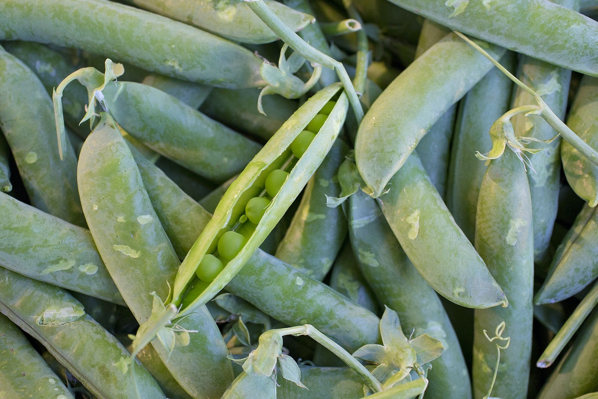 Fruit And Vegetable Market Report May 2014 Peas