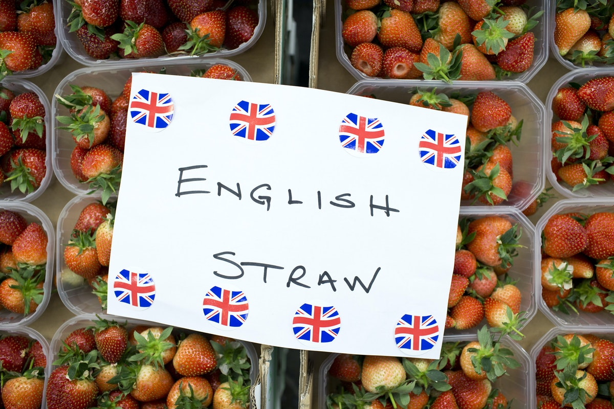 Fruit And Vegetable Market Report May 2015 Strawberries