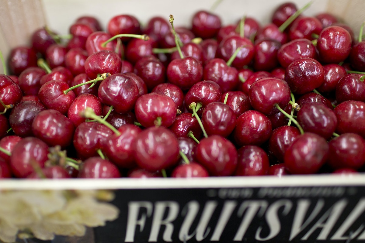 Fruit And Vegetable Market Report May 2016 Cherries