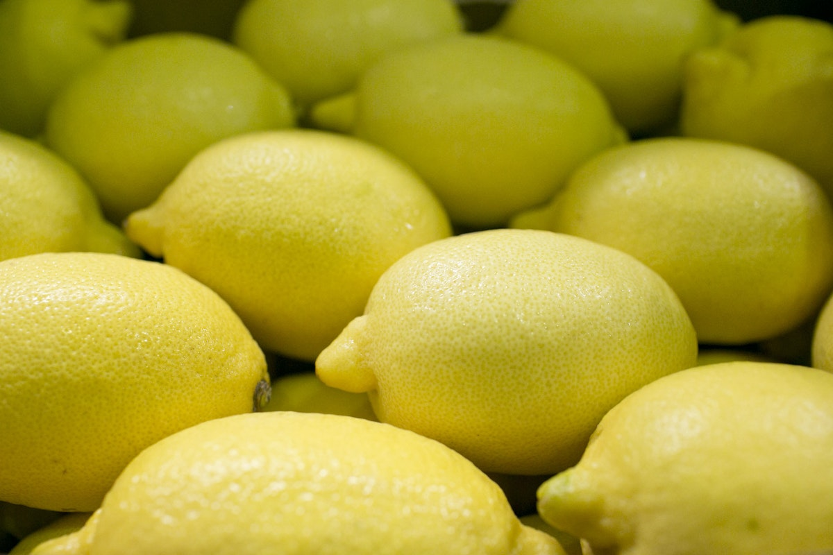 Fruit And Vegetable Market Report November 2015 Lemons