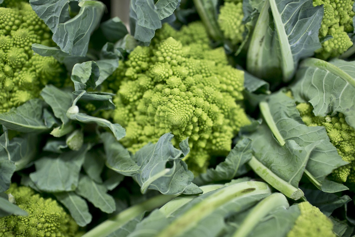 Fruit And Vegetable Market Report November 2015 Romanesco