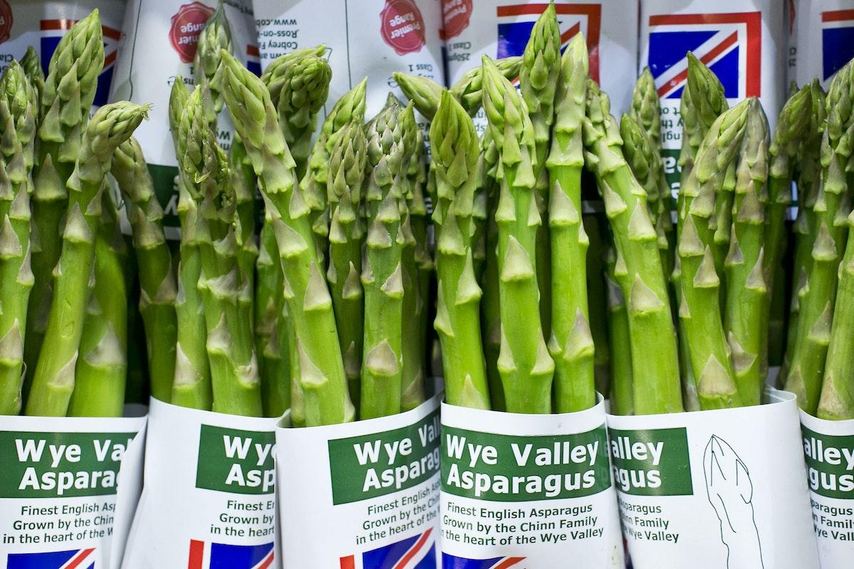 Fruit And Vegetable Market Report October 2014 Asparagus