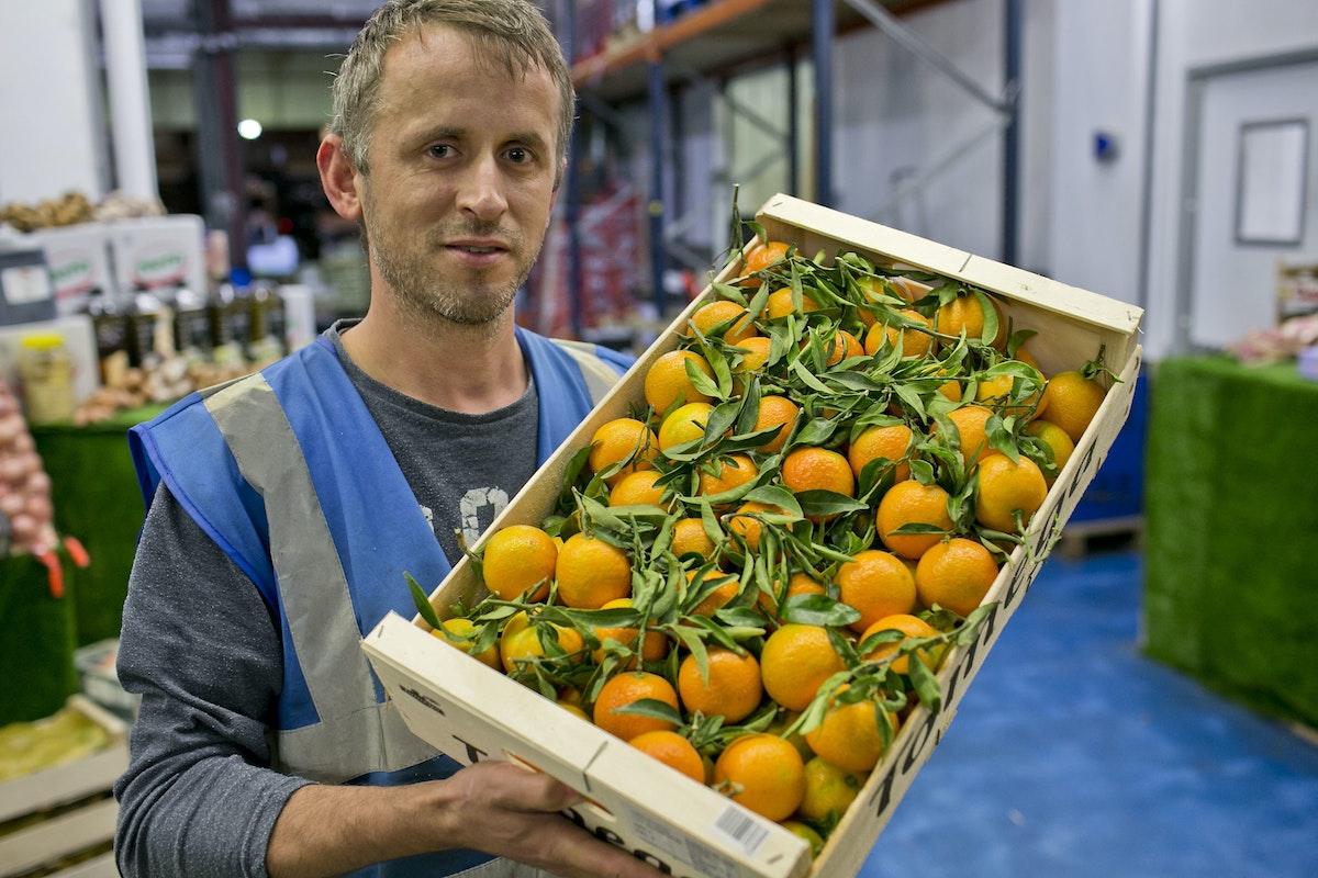 Fruit And Vegetable Market Report October 2014 Citrus