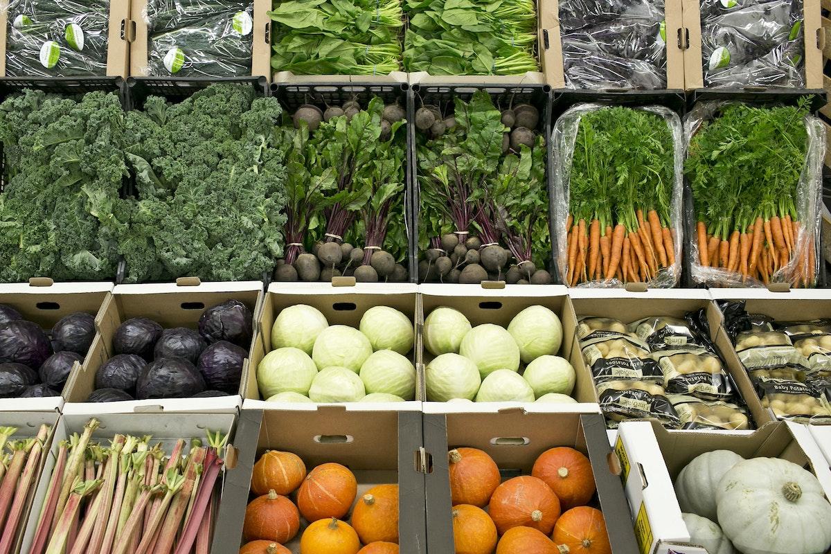 Fruit And Vegetable Market Report October 2014 Flash