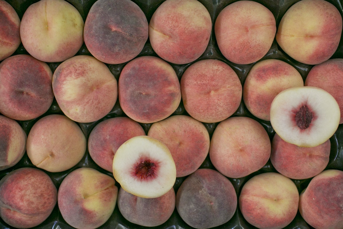 Fruit And Vegetable Market Report October 2014 Peaches
