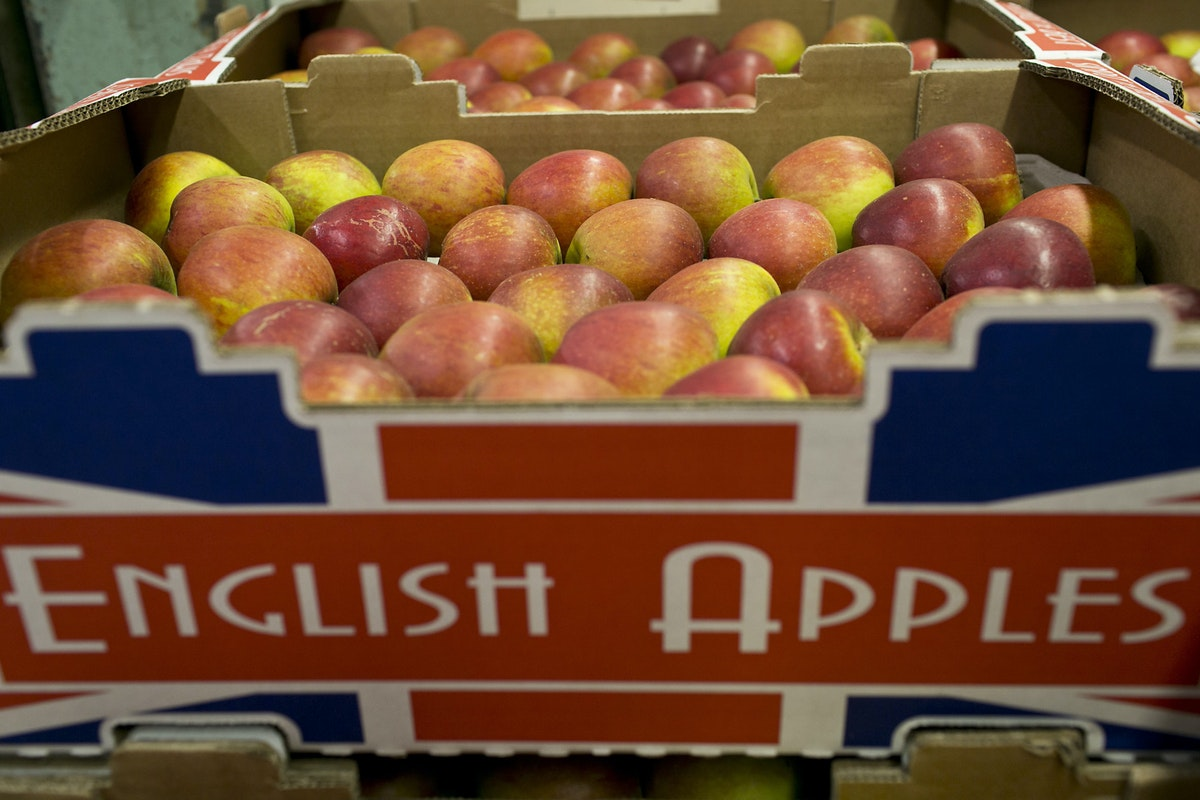 Fruit And Vegetable Market Report October 2015 Cox Apples