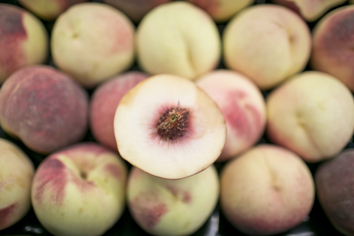 Fruit And Vegetable Market Report October 2015 Peaches