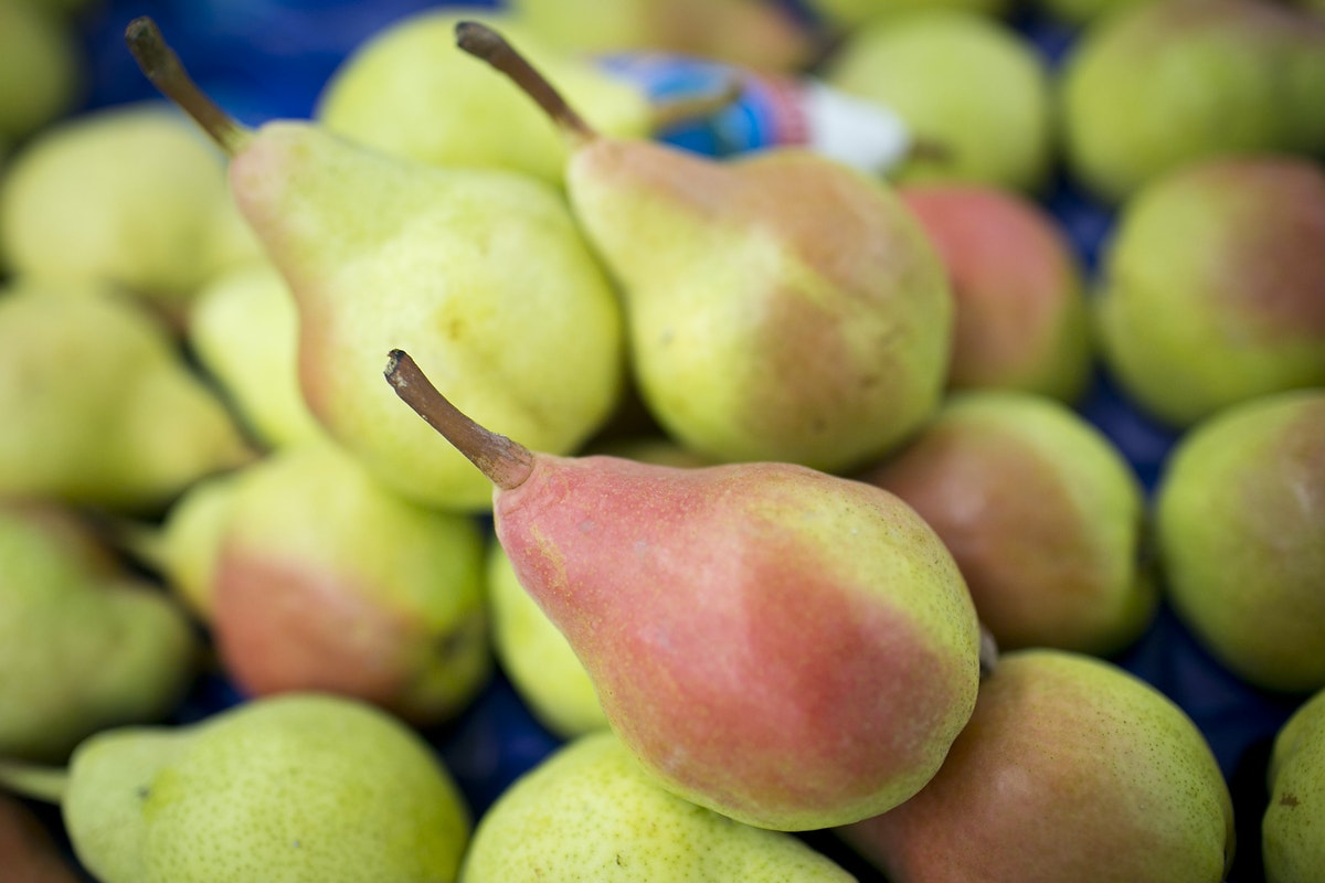 Fruit And Vegetable Market Report October 2015 Poire Williams